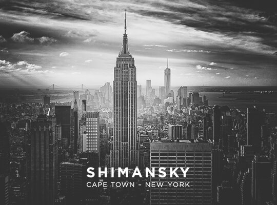 Shimansky USA New York
